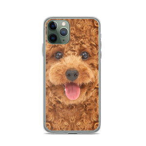 iPhone 11 Pro Poodle Dog iPhone Case by Design Express