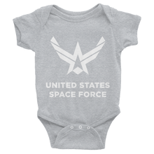 "United States Space Force ""Reverse"" Infant Bodysuit"