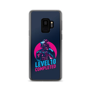 Samsung Galaxy S9 Darth Vader Level 10 Completed (Dark) Samsung Case Samsung Case by Design Express