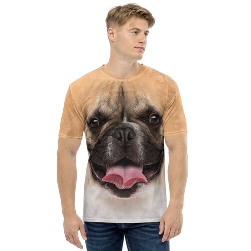 XS French Bulldog Men's T-shirt by Design Express