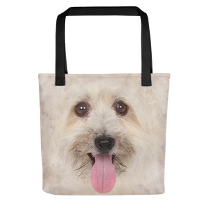 Default Title Bichon Havanese Dog Tote bag by Design Express