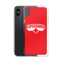 Lifeguard Classic Red iPhone Case iPhone Cases by Design Express