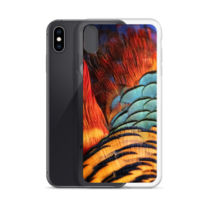 Golden Pheasant iPhone Case by Design Express