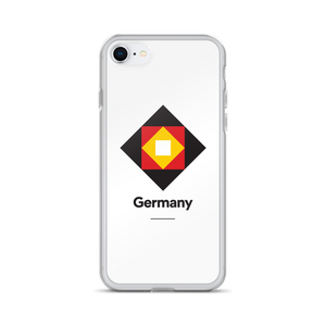 "iPhone 7/8 Germany ""Diamond"" iPhone Case iPhone Cases by Design Express"