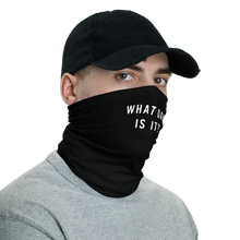 What Day Is It? Neck Gaiter Masks by Design Express