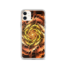 iPhone 11 Abstract Flower 01 iPhone Case by Design Express