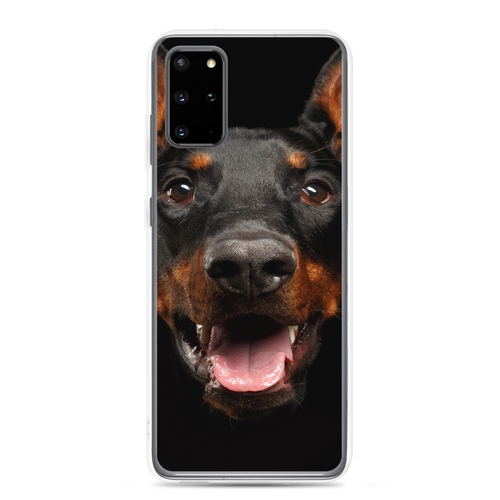 Samsung Galaxy S20 Plus Doberman Dog Samsung Case by Design Express