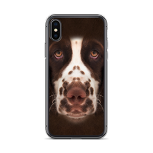iPhone X/XS English Springer Spaniel Dog iPhone Case by Design Express