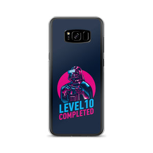 Samsung Galaxy S8+ Darth Vader Level 10 Completed (Dark) Samsung Case Samsung Case by Design Express