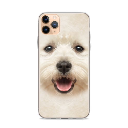 iPhone 11 Pro Max West Highland White Terrier Dog iPhone Case by Design Express