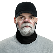 Default Title Bearded Man Neck Gaiter Masks by Design Express