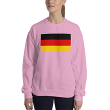 Light Pink / S Germany Flag Sweatshirt by Design Express