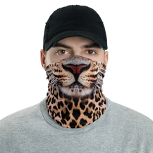 Default Title Leopard Neck Gaiter Masks by Design Express