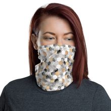 Default Title Hexagonal Pattern Neck Gaiter Masks by Design Express