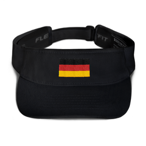Default Title Germany Flag Visor by Design Express