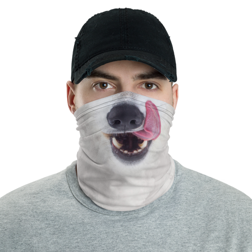 Default Title Wolf Neck Gaiter Masks by Design Express