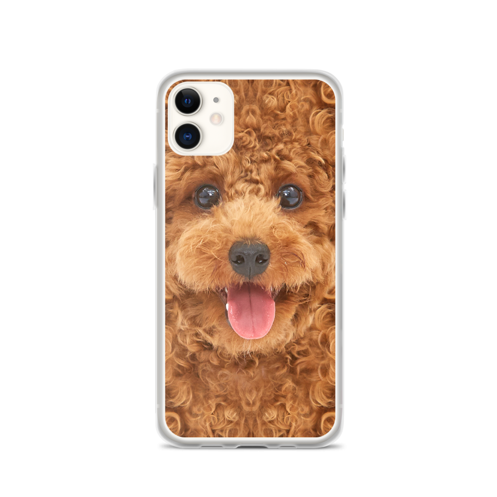 iPhone 11 Poodle Dog iPhone Case by Design Express
