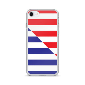 America Striping iPhone Case