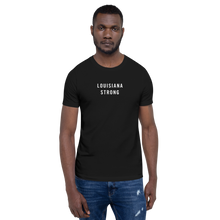 Louisiana Strong Unisex T-Shirt T-Shirts by Design Express