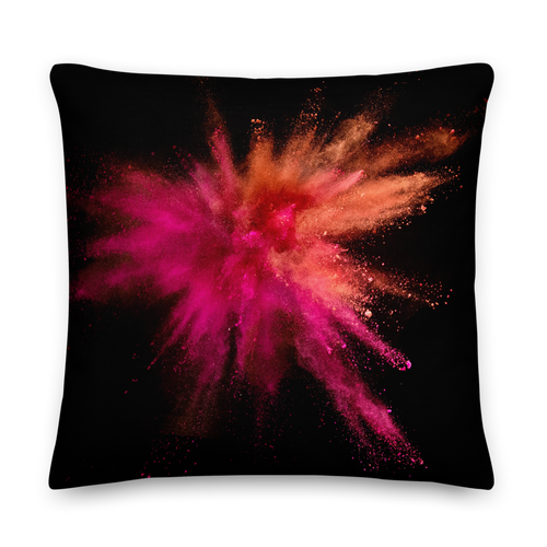 22×22 Powder Explosion Premium Pillow by Design Express