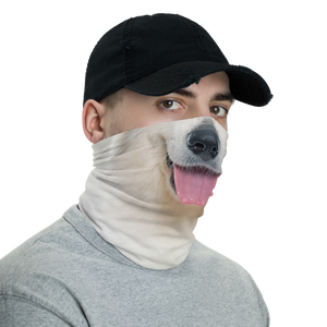Great Pyrenees Dog Neck Gaiter Masks by Design Express