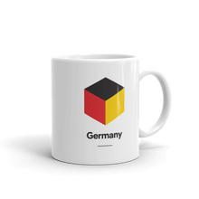 "Default Title Germany ""Cubist"" Mug Mugs by Design Express"