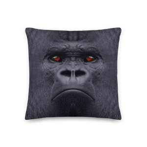 "Gorilla ""All Over Animal"" Premium Pillow by Design Express"