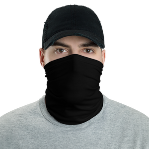 Default Title Black Neck Gaiter Masks by Design Express