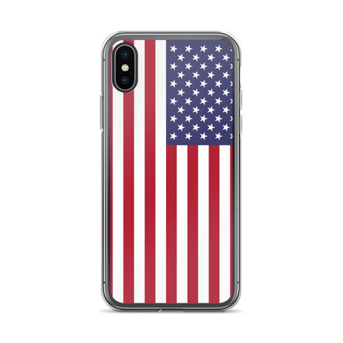 iPhone X United States Flag