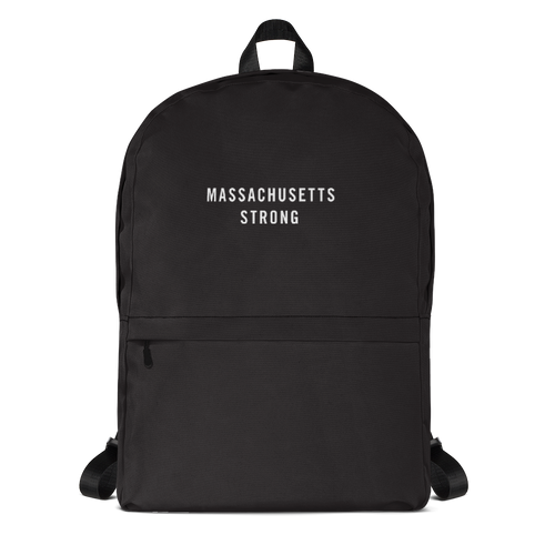 Default Title Massachusetts Strong Backpack by Design Express