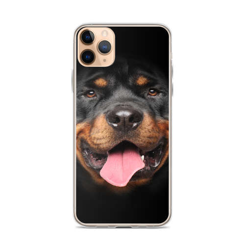 iPhone 11 Pro Max Rottweiler Dog iPhone Case by Design Express