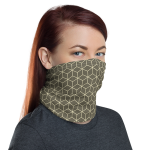 Diamond Makara Pearl Lusta Pattern Neck Gaiter Masks by Design Express