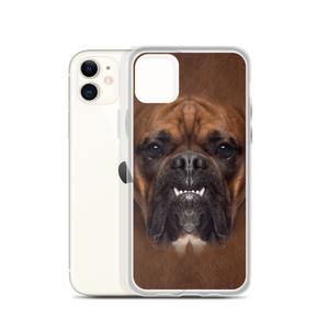 Boxer Dog iPhone Case by Design Express