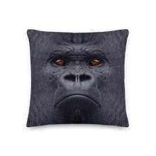 "Default Title Gorilla ""All Over Animal"" Premium Pillow by Design Express"