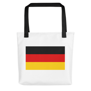 Default Title Germany Flag Tote bag Totes by Design Express
