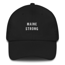 Default Title Maine Strong Baseball Cap Baseball Caps by Design Express
