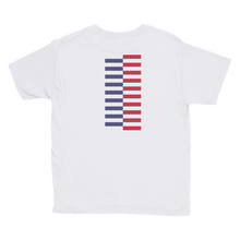 America Tower Pattern Youth T-Shirt