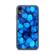 iPhone XR Crystalize Blue iPhone Case by Design Express