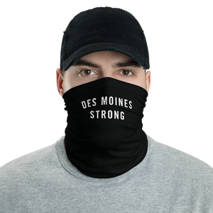 Default Title Des Moines Strong Neck Gaiter Masks by Design Express