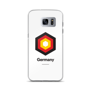 "Samsung Galaxy S7 Edge Germany ""Hexagon"" Samsung Case Samsung Case by Design Express"