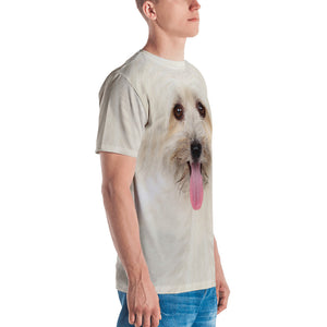"Bichon Havanese ""All Over Animal"" Men's T-shirt All Over T-Shirts by Design Express"