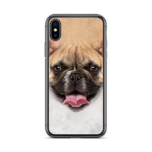 iPhone X/XS French Bulldog Dog iPhone Case by Design Express