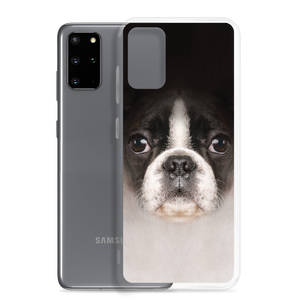 Boston Terrier Dog Samsung Case by Design Express
