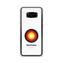 "Samsung Galaxy S8+ Germany ""Target"" Samsung Case Samsung Case by Design Express"