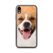 iPhone XR Pit Bull Dog iPhone Case by Design Express