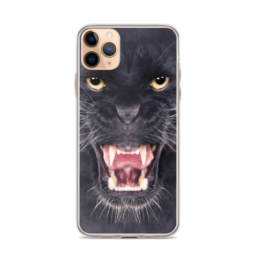 iPhone 11 Pro Max Black Panther iPhone Case by Design Express