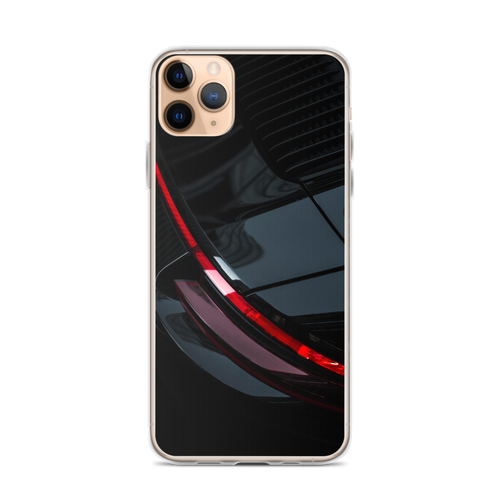 iPhone 11 Pro Max Black Automotive iPhone Case by Design Express