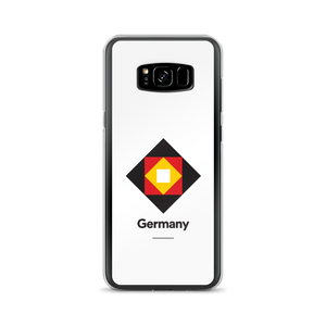 "Samsung Galaxy S8+ Germany ""Diamond"" Samsung Case Samsung Case by Design Express"