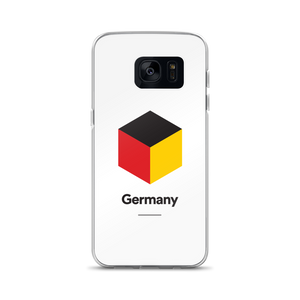 "Samsung Galaxy S7 Germany ""Cubist"" Samsung Case Samsung Case by Design Express"
