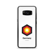 "Samsung Galaxy S8 Germany ""Hexagon"" Samsung Case Samsung Case by Design Express"